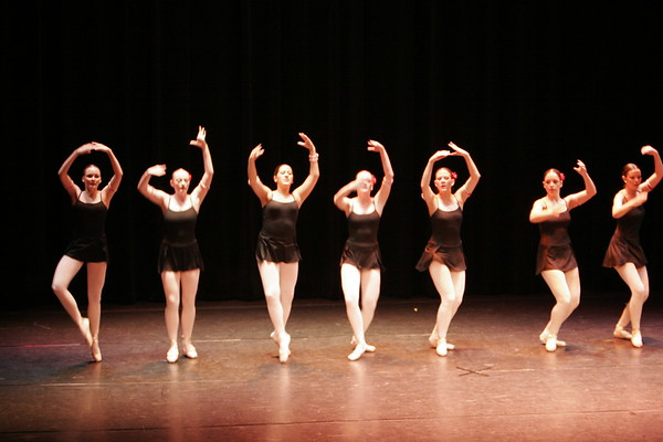 Part 1 Dance Festival @ Helen Stairs Theater 5-13-06