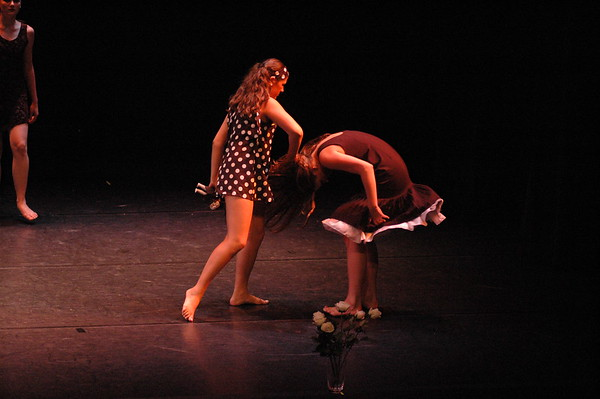 Part 2 Dance Festival @ Helen Stairs Theater 5-13-06