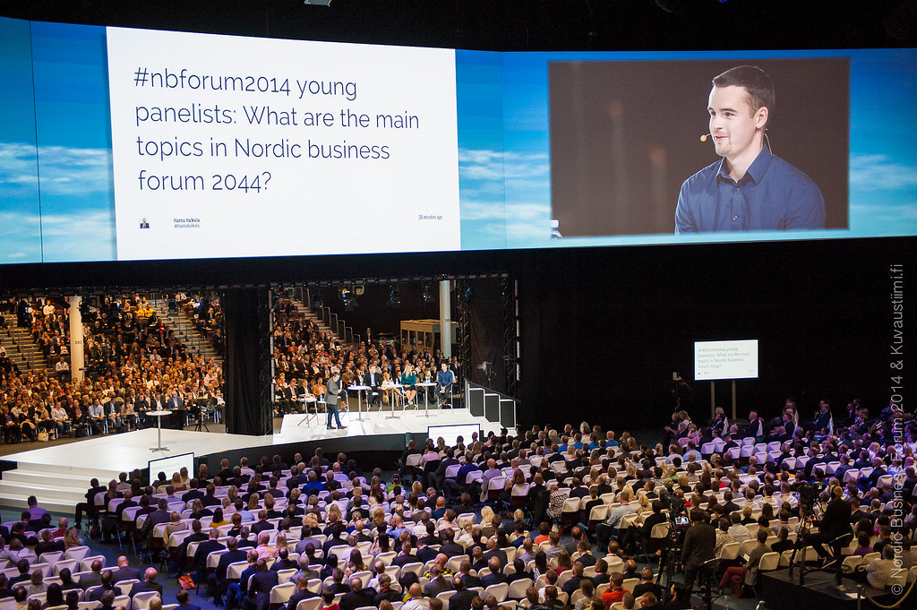 Nordic Business Forum 2014 3