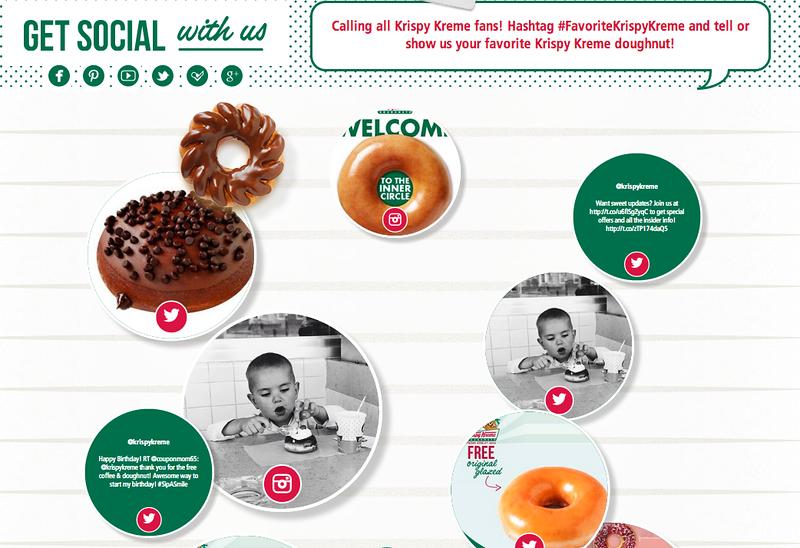 Krispy Kreme API