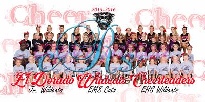 El Dorado Wildcat Cheer