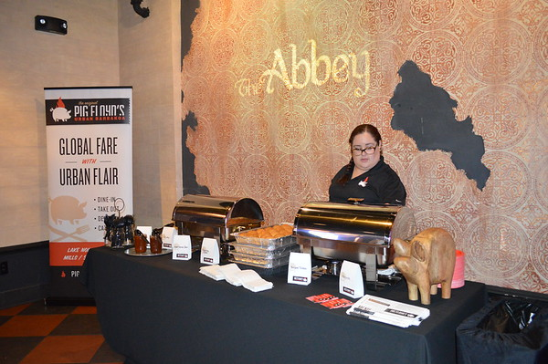 AFF Event @ Abbey 2-7-18