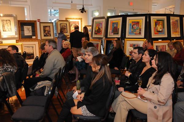 Baterbys Art Auction Event 2-27-10