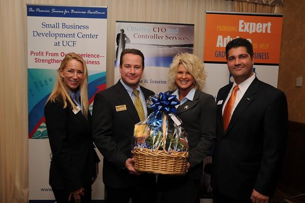 Awards @ Citrus Club 5-6-08