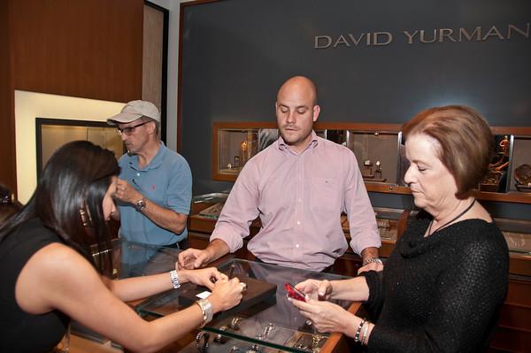 David Yurman Event @ Millenia Mall 12-15-11