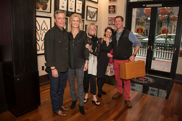 Donna Dowless Heart & Soul Event @ Grand Bohemian 2-9-18