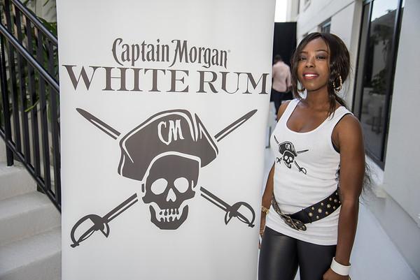 Captain Morgan Rum Party @ Grand Bohemian 3-20-14