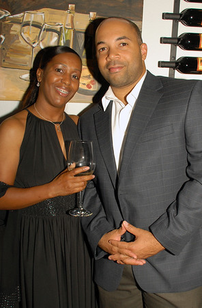 Le Rouge Wine Bar Opening 11-19-10