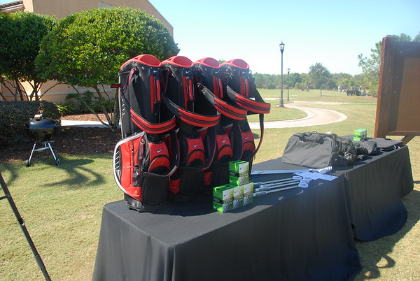 Festival Of Speed Golf Tournament @ J W Marriott 10-9-10
