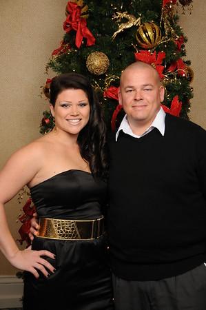 Fields BMW Christmas Party @ Omni 12-19-09