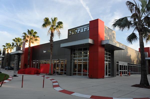 Hublot @ Ferrari Tampa Bay 11-9-17