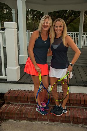 Keene's Point Tennis 11-3-17