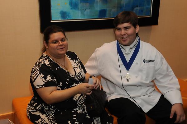 6-14-08 Orlando Culinary Academy Graduation @ Marriott World Center