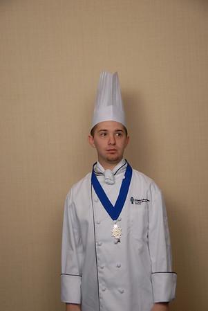 Orlando Culinary Academy Graduation @ Marriott World Center 1-17-09 Part 2