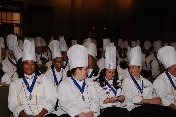 Ortlando Culinary Academy Graduation @ Marriott World Center 6-13-09