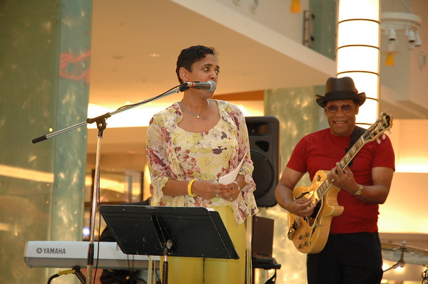 1st Friday @ Millenia Mall 9-2-05