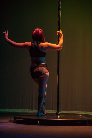 Show 1 Pole Dance Revue @ Orlando Fringe Festival Events 5-18-16
