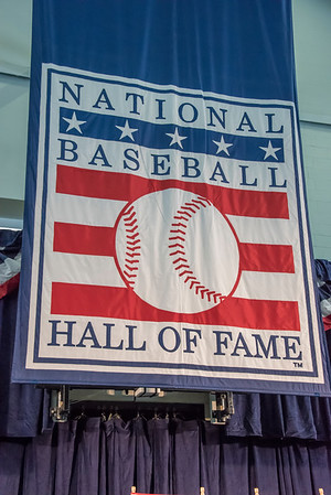 Baseball Hall Of Fame Inductions @ Cooperstown NY 7-16