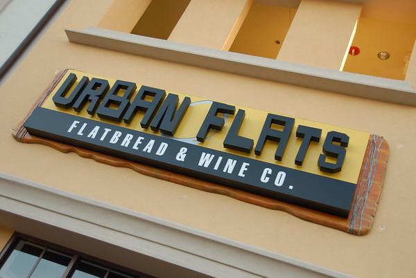 Wine Down Wednesday @ Uban Flats 1-13-10