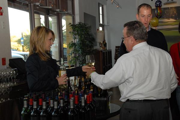 Wine Down Wednesday @ Urban Flats Sand Lk 2-3-10