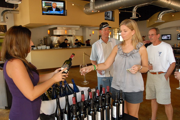 Wine Down Wednesday @ Urban Flats Sand Lk 8-18-10