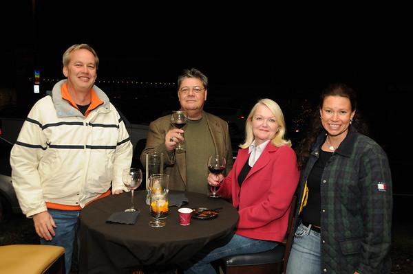 Wine Tasting @ Harmoni Market 11-21-08