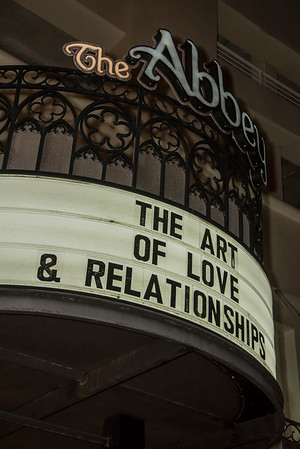 Love and Relationships @ Abbey 2-17-17
