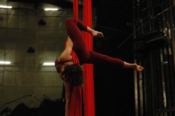 Behind The Scenes @ Cirque du Soleil 2-23-05