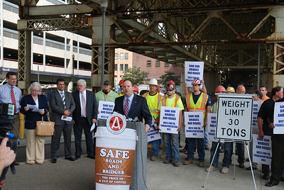 Transportation Funding Press Conference Aug 29, 2013