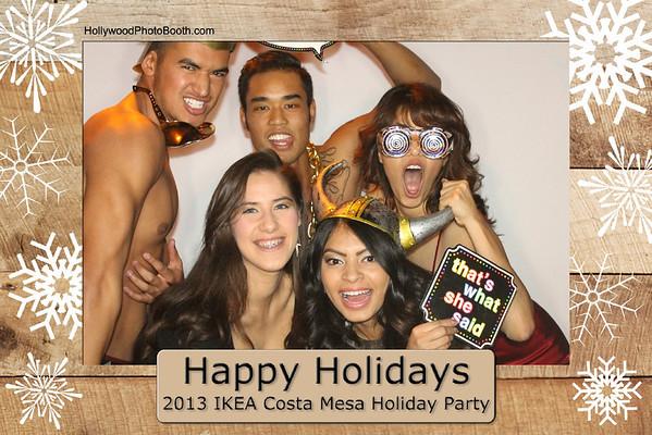 2013 IKEA Costa Mesa Holiday Party