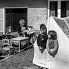 Jan & John In Tent