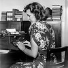 Hilda Johnston @ Mines Dept 1954