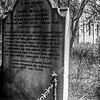 John Molloy's Headstone
