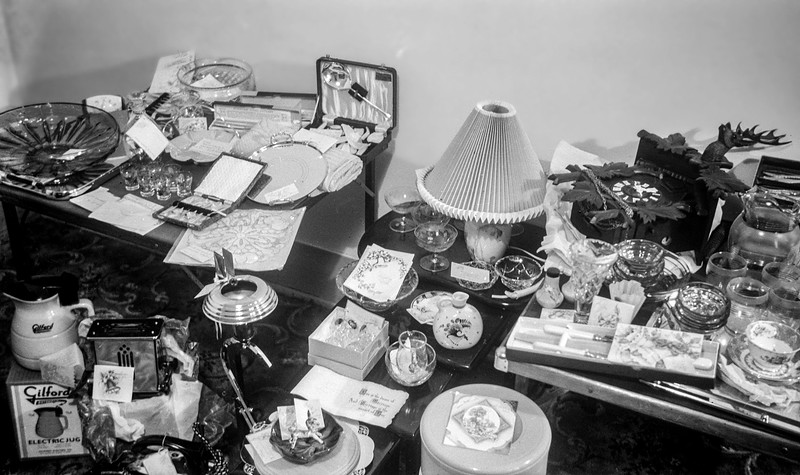 Wedding Presents 2 Oct 1952