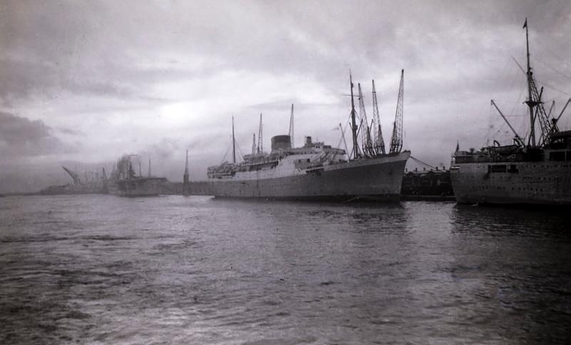 Southhampton Docks