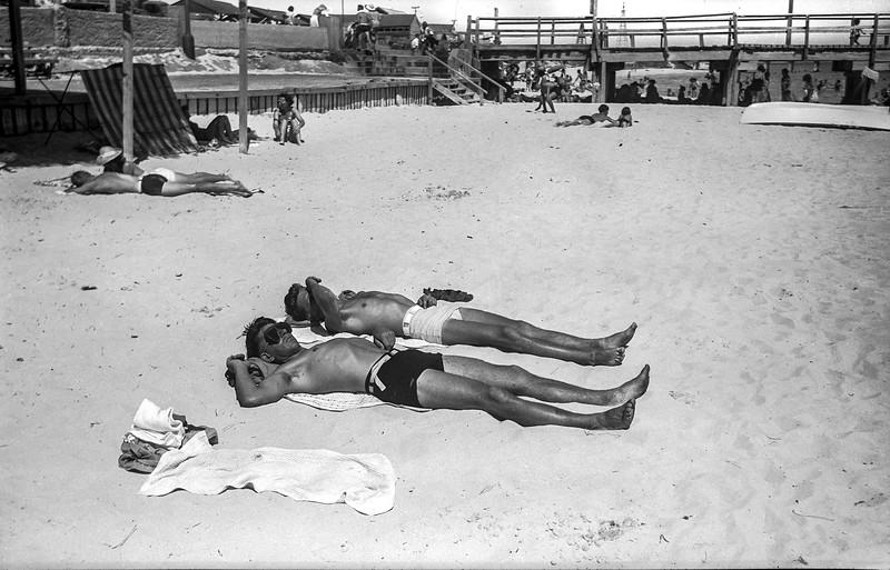 Eric & Andrew at Busselton Beach
