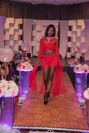 Tailored Masterpiece Fashion Show @ Majestic 3-12-17