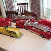 Custom Smith Miller Lmack Fire Trucks