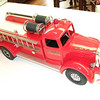 Lmack Closed Cab Pumper Truck