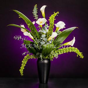 Color Easter Flower Arrangement 8001.02