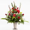 Flower Bouquet on White 3787.02