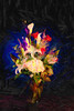 Flower Arrangement Painting Canvas Print 6008.02