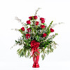 Red Rose Wall Art 1805.01
