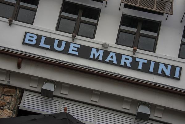 GMF Monday Mixer Event @ Blue Martini 8-8-16