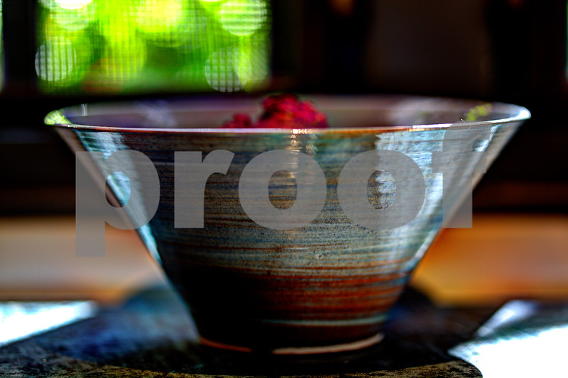 Bowl with Rose
