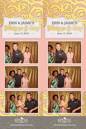 Erin & Jaime's Flirty 30 G-Day