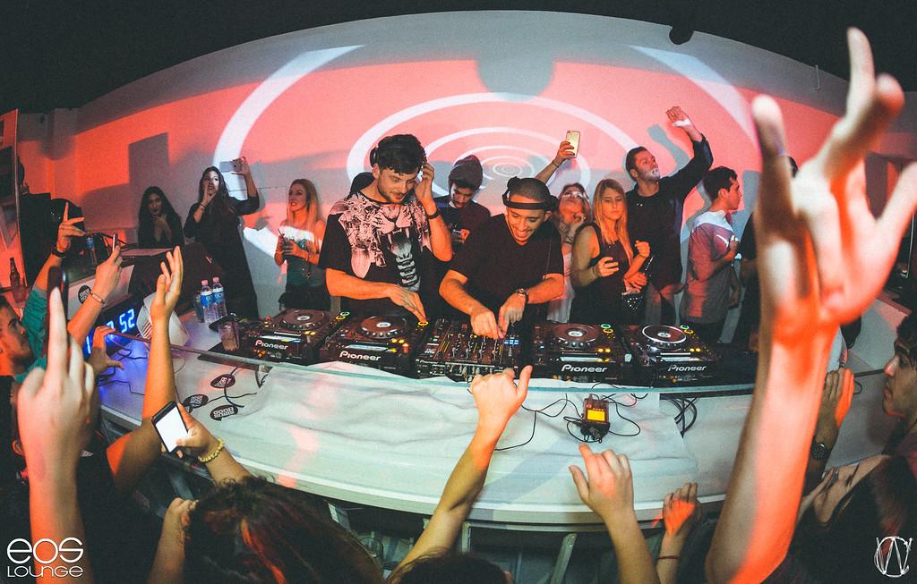 Friday x 2.3.17 w/ Sacha Robotti + Sirus Hood