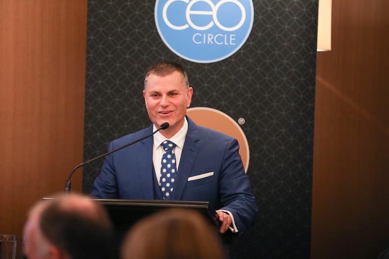 CEO CIRCLE-105