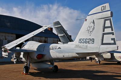 Grumman A-6 Intruder at Quonset Air Museum