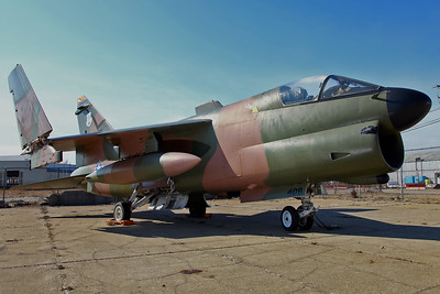 Vought A-7 Corsair II at Quonset Air Museum
